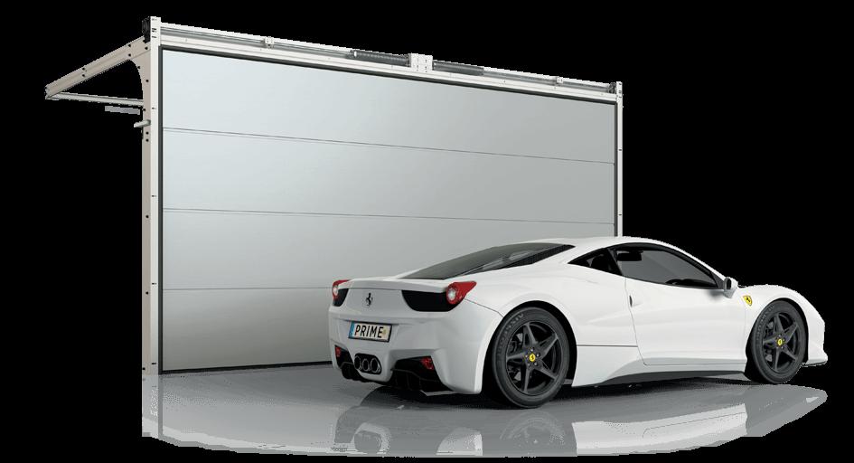 bramy garażowe