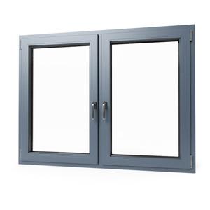 okno blusynego Rehau
